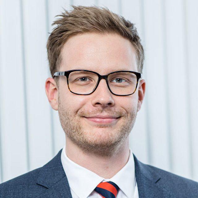 DI Daniel-Sebastian Mühlbach, MSc
