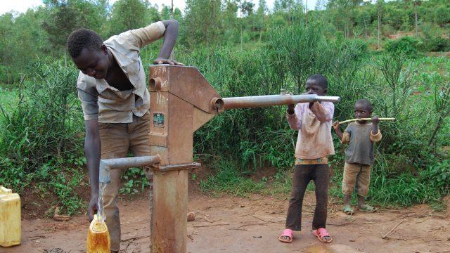 Trinkwasserbrunnen Projekt